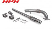 apr_exhaust_universal_cast_downpipe_system_fwd